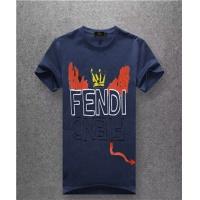 Fendi T-Shirts Short Sleeved O-Neck For Men #467362