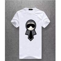 Fendi T-Shirts Short Sleeved O-Neck For Men #467473