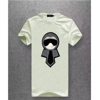 Fendi T-Shirts Short Sleeved O-Neck For Men #467475
