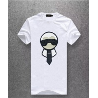 Fendi T-Shirts Short Sleeved O-Neck For Men #467490