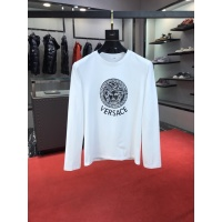 Versace T-Shirts Long Sleeved O-Neck For Men #467586