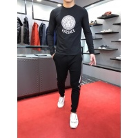 Versace T-Shirts Long Sleeved O-Neck For Men #467587