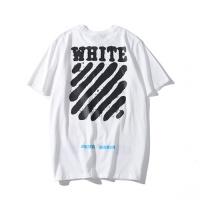 Off-White T-Shirts Short Sleeved O-Neck For Men #467650