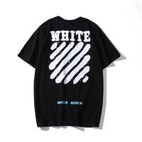Off-White T-Shirts Short Sleeved O-Neck For Men #467651