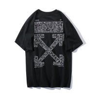 Off-White T-Shirts Short Sleeved O-Neck For Men #467652