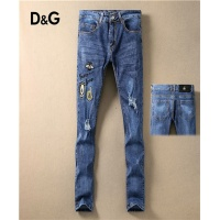 Dolce & Gabbana D&G Jeans Trousers For Men #467776