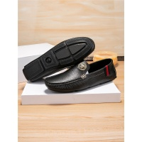 Versace Leather Shoes For Men #467907