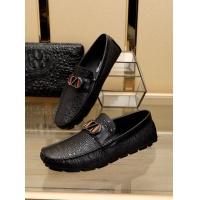 Ermenegildo Zegna Leather Shoes For Men #468041