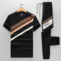 Fendi Tracksuits Short Sleeved O-Neck For Men #468108
