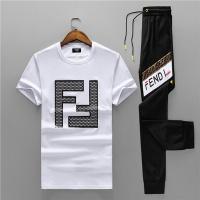 Fendi Tracksuits Short Sleeved O-Neck For Men #468109