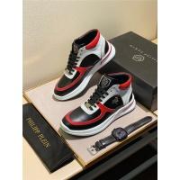 Philipp Plein PP High Tops Shoes For Men #468159