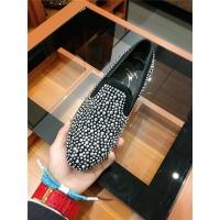 Giuseppe Zanotti Leather Shoes For Men #468212