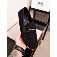 Dolce&Gabbana DG Leather Shoes For Men #468295