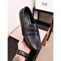 Dolce&Gabbana DG Leather Shoes For Men #468297