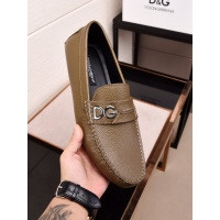 Dolce&Gabbana DG Leather Shoes For Men #468299