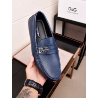Dolce&Gabbana DG Leather Shoes For Men #468300