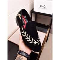 Dolce&Gabbana DG Leather Shoes For Men #468306