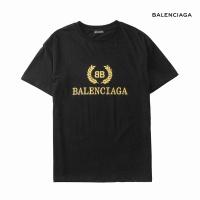 Balenciaga T-Shirts Short Sleeved O-Neck For Men #468320