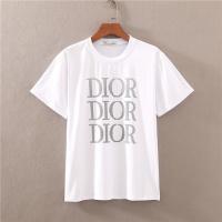 Christian Dior T-Shirts Short Sleeved O-Neck For Men #468379