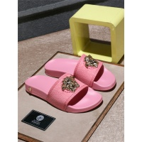 Versace Fashion Slippers For Women #468559