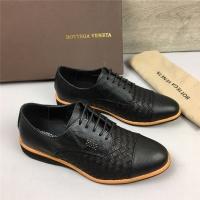 Bottega Veneta Leather Shoes For Men #468661