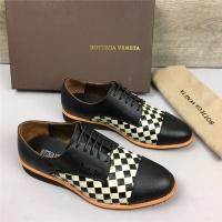 Bottega Veneta Leather Shoes For Men #468662