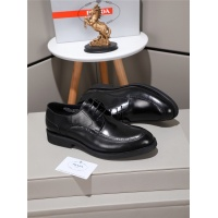 Prada Leather Shoes For Men #468830