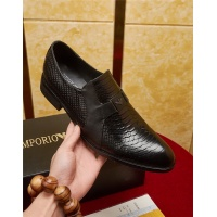 Armani Leather Shoes For Men #468851