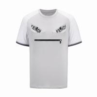 Fendi T-Shirts Short Sleeved O-Neck For Men #468977