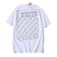 Off-White T-Shirts Short Sleeved O-Neck For Men #469090