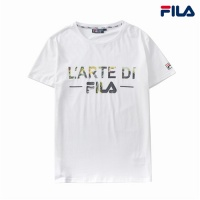 FILA T-Shirts Short Sleeved O-Neck For Men #469145