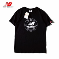 New Balance T-Shirts Short Sleeved O-Neck For Men #469160