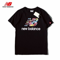 New Balance T-Shirts Short Sleeved O-Neck For Men #469164