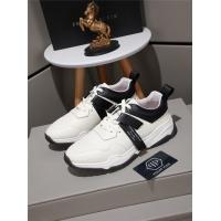 Cheap Philipp Plein PP Casual Shoes For Men #469216 Replica Wholesale [$85.36 USD] [W#469216] on Replica Philipp Plein Shoes