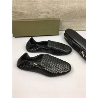 Bottega Veneta Leather Shoes For Men #469247