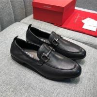 Salvatore Ferragamo SF Leather Shoes For Men #469261