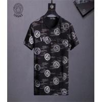 Versace T-Shirts Short Sleeved O-Neck For Men #469518