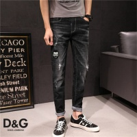Dolce & Gabbana D&G Jeans Trousers For Men #469609