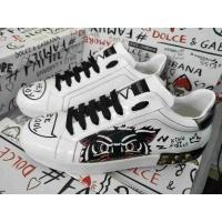 Dolce&Gabbana DG Casual Shoes For Men #469656
