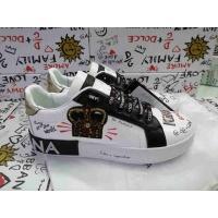 Dolce&Gabbana DG Casual Shoes For Women #469664