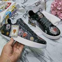 Dolce&Gabbana DG Casual Shoes For Women #469667
