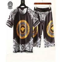 Versace Tracksuits Short Sleeved O-Neck For Men #469788