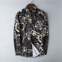 Versace Shirts Long Sleeved Polo For Men #469986