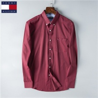Tommy Hilfiger TH Shirts Long Sleeved Polo For Men #469989