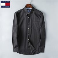 Tommy Hilfiger TH Shirts Long Sleeved Polo For Men #469990