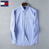 Tommy Hilfiger TH Shirts Long Sleeved Polo For Men #469992