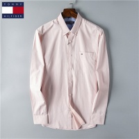 Tommy Hilfiger TH Shirts Long Sleeved Polo For Men #469994