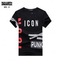Dsquared T-Shirts Short Sleeved O-Neck For Men #470000
