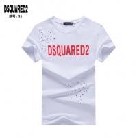 Dsquared T-Shirts Short Sleeved O-Neck For Men #470001