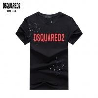 Dsquared T-Shirts Short Sleeved O-Neck For Men #470002